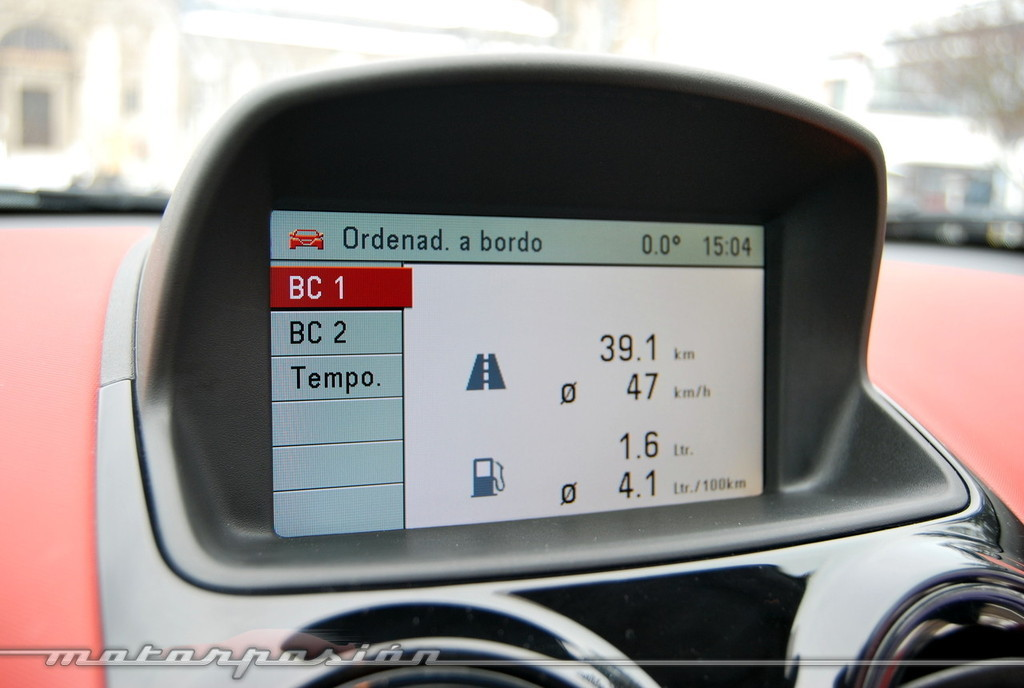 Foto de Opel Corsa 2010 (presentación) (27/37)