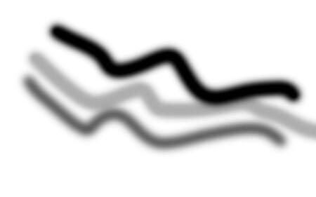 Opacidad o Flujo de la herramienta Pincel