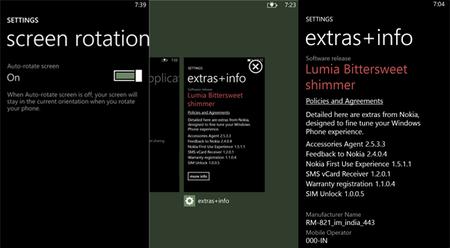 Se filtran capturas de Windows Phone GDR3: mejoras en multitarea, bloqueo de orientación y más