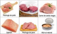Adivina adivinanza, ¿cuál es la fuente de proteínas con menos colesterol?