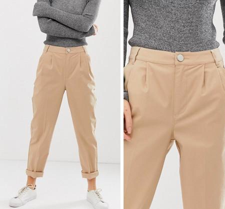 Pantalon Asos Look Oficina