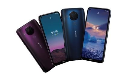 Nokia 5 4 Mexico Lanzamiento Precio Oficial
