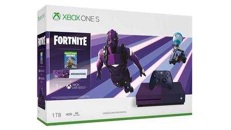 El Xbox One S edición especial de 'Fortnite' llega a México, este es su precio