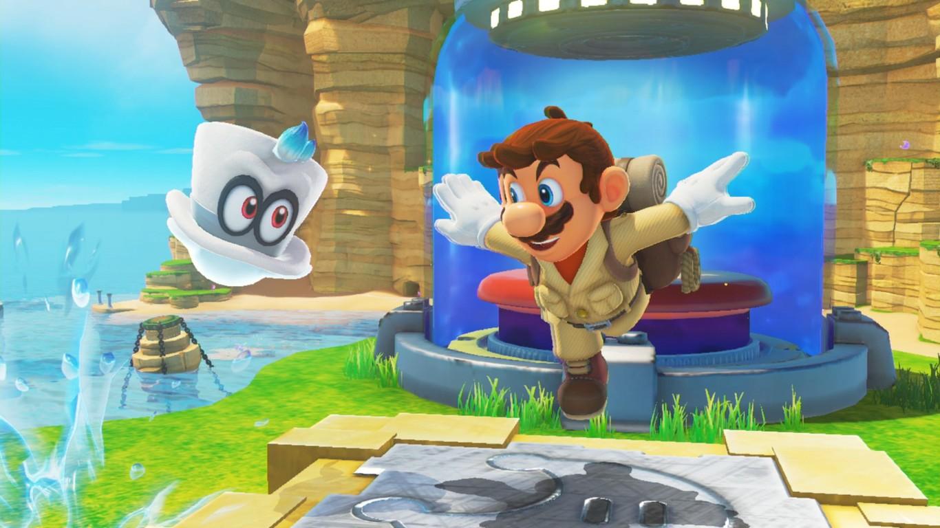 Super Mario Odyssey por 40 euros, Resident Evil 7 por 19 euros y muchas más ofertas en nuestro Cazando Gangas
