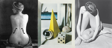 'Man Ray', 'Edward Weston' y 'Paul Outerbridge', nuevos libros de tres maestros de la luz y la forma