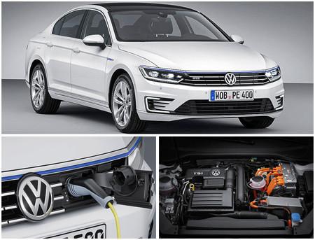 Volkswagen Passat GTE, rumbo a París