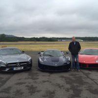 ¿Qué coche habrá elegido Jeremy Clarkson para su última vuelta al circuito de Top Gear?
