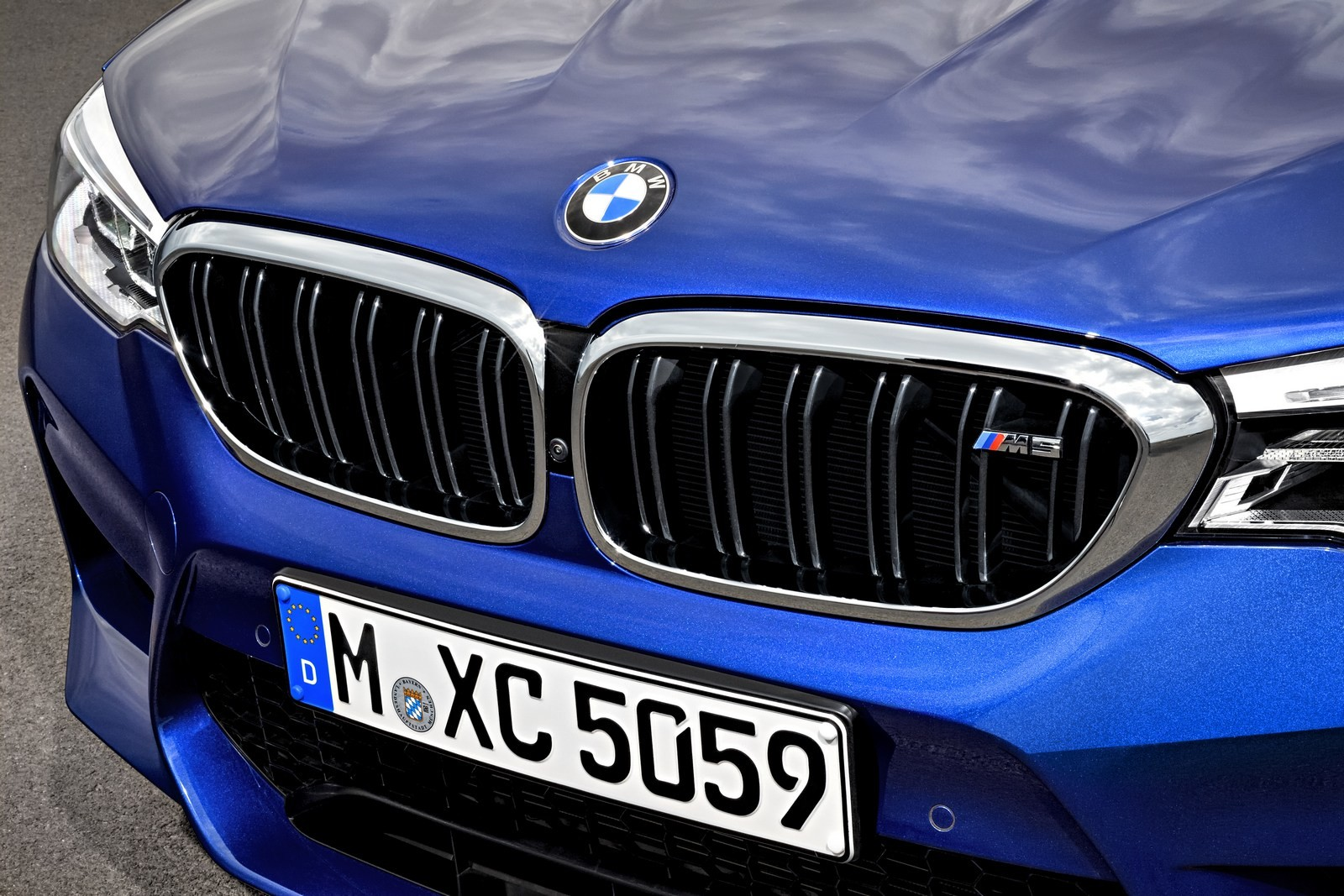 Foto de BMW M5 2018 (27/57)