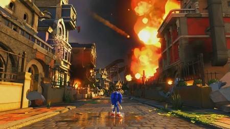 Sonic Forces tendrá tres personajes jugables