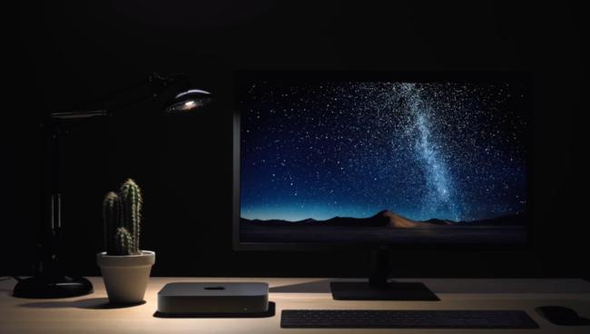 El Mac mini se renueva cuatro años después con más potencia y un enfoque profesional