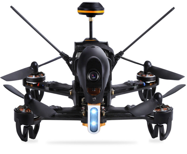 Walkera F210 dron carreras