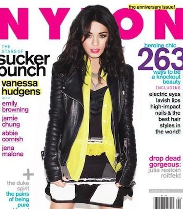 Las cuatro caras de la revista Nylon