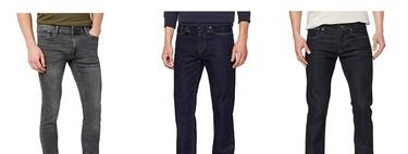 Chollos en tallas sueltas de pantalones y chándales de marcas como Levi's, Nike, Pepe Jeans o Jack & Jones en Amazon