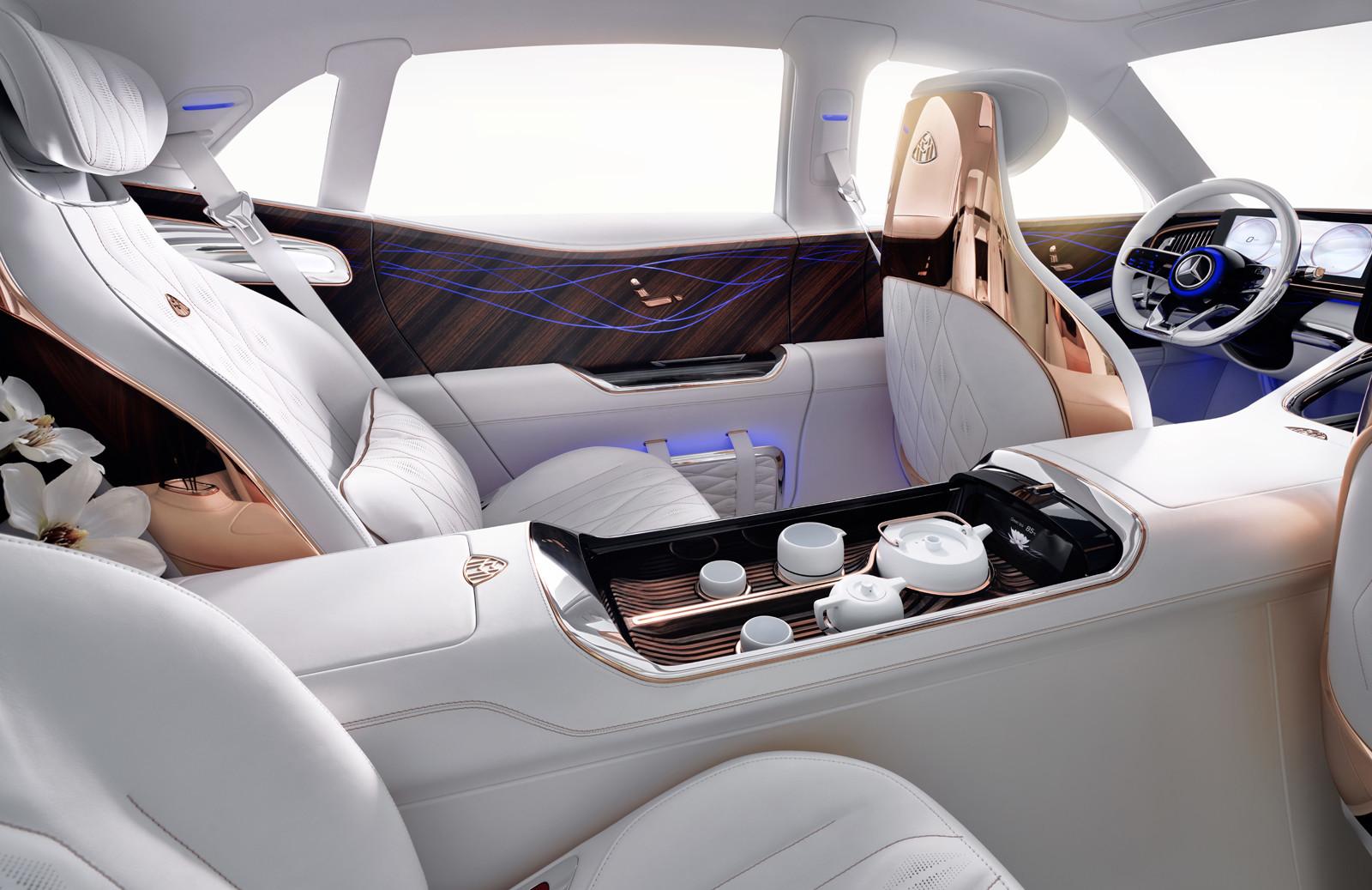 Foto de Mercedes-Maybach Ultimate Luxury Concept (9/18)