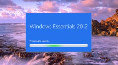 Lanzado Windows Live Essentials 2012 (ahora llamado Windows Essentials)