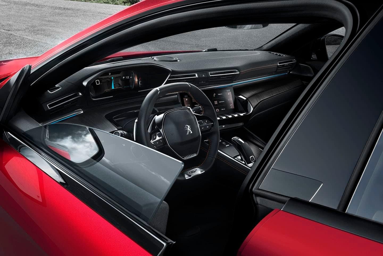Peugeot 508L PHEV