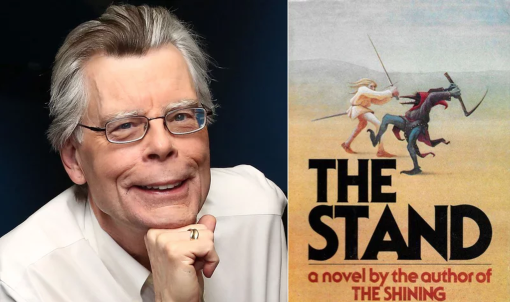 it's official: 'Revelation' ('The Stand') would have a new adaptation and Stephen King says that the script is