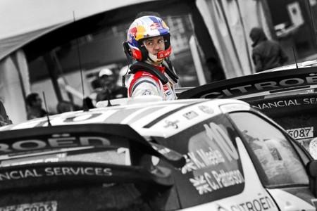 Citroën deja a Kris Meeke fuera del Rally de Gales por el momento
