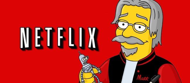 Netflix Groening