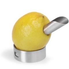 Exprimidor de limones minimalista