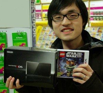 Nintendo teme por el pinchazo de ventas de la 3DS