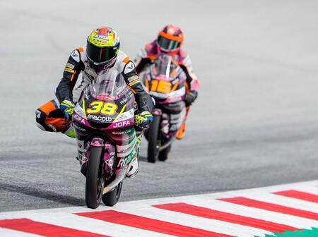 Salvador Estiria Moto3 2021