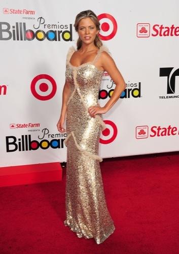 Ximena Duque Latin Billboard 2009: todos los looks