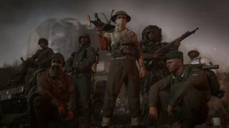 Call of Duty: WWII nos prepara para su beta con un tráiler colmado de acción y explosiones