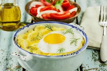 Receta Sin Ultraprocesados Huevos Pure Parata Al Horno