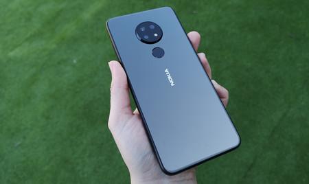 Nokia 6 2 Trasera 4