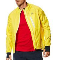 Cortavientos amarillo de Le Coq Sportif por 31,60 euros y envío gratis en eBay