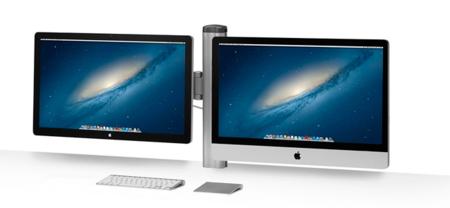 MobilePro, soportes para colocar el iMac con montura VESA