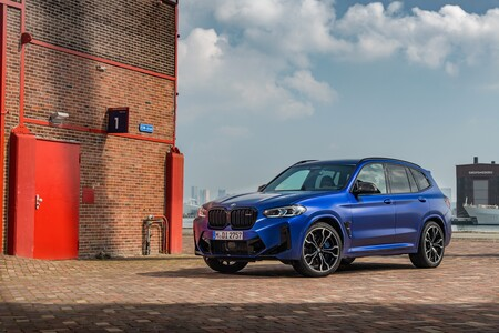 Bmw X3 M Competition 2021 027