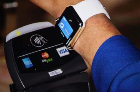 El Apple Watch utiliza el contacto con la piel como medida de seguridad en los pagos