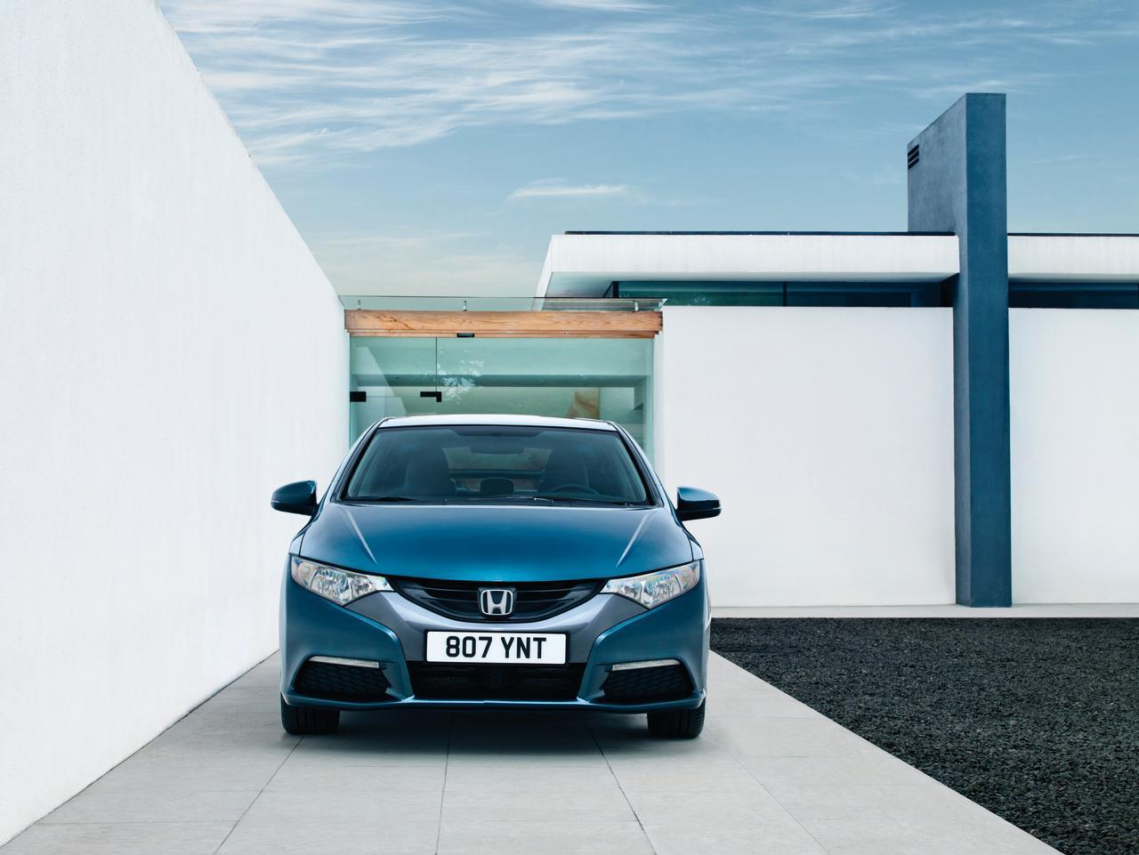 Foto de Honda Civic 2012 (14/153)
