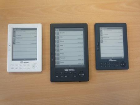 BeBook Mini tendrá una pantalla de 5 pulgadas