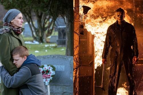 11 películas imprescindibles para este fin de semana (22-24 de octubre): 'Halloween Kills', 'El regreso de Ben', 'Infinite' y más
