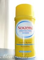 Noxzema Protective Shave, mi elección para el afeitado