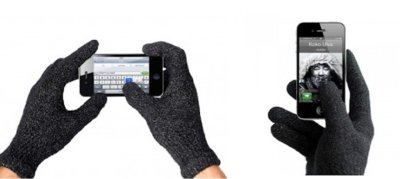Usa tu iPhone en invierno con los guantes Mujjo para pantallas capacitivas