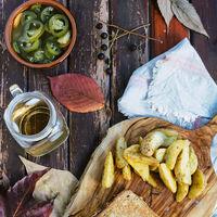 Sándwich Caprese con mostaza de Dijon. Receta fácil y rápida