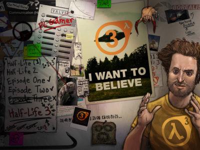 Que Half Life 3 salga en SteamDB no significa nada