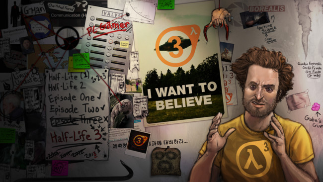 Half Life 3 I Want To Believe 1