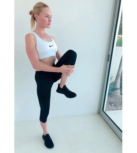 El entrenamiento de fuerza y bajo impacto con el que Kate Bosworth ha fortalecido su cuerpo