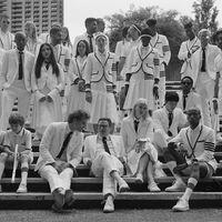Inspirada en el tenis, Thom Browne lanza una colección especial para el verano
