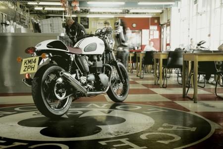 Triumph Thruxton Ace 1130