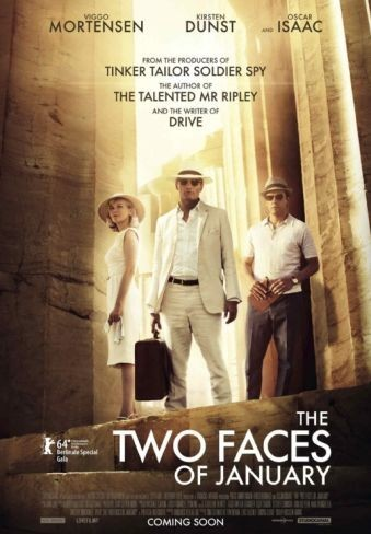 'The Two Faces of January', tráiler y cartel de la película con Viggo Mortensen, Kirsten Dunst y Oscar Isaac