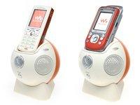 Base para los Sony Ericsson con Walkman