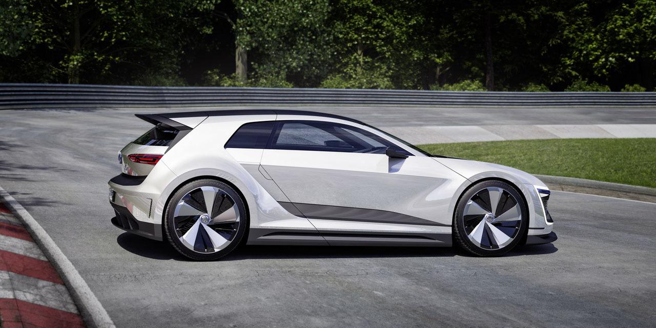 Foto de Volkswagen Golf GTE Sport Concept (9/43)