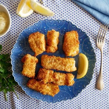 Bacalao rebozado en freidora sin aceite: una receta sorprendente con la que cocinar cualquier pescado