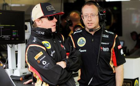 Kimi Räikkönen no se llevará a su ingeniero de pista a Ferrari